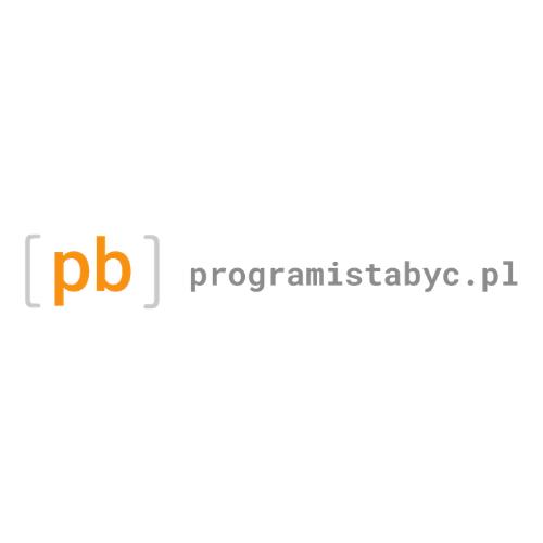 Programistą Być