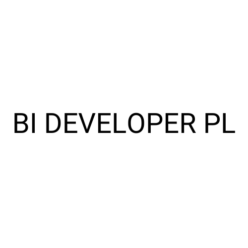 Bi Developer Pl