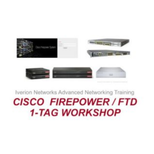 Cisco Firepower 1-Tag Workshop