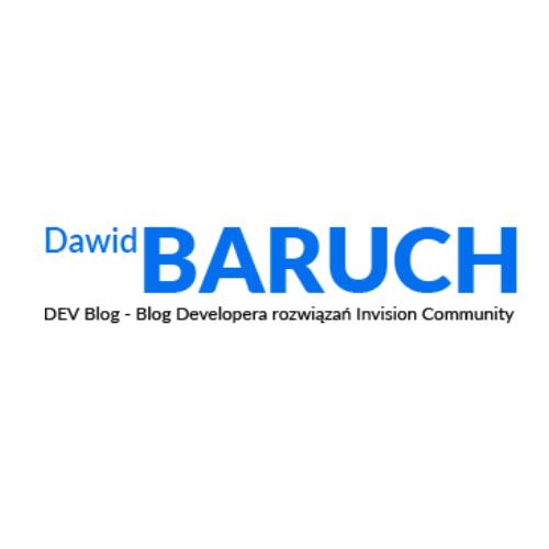DEV blog - Blog eksperta Invision Community