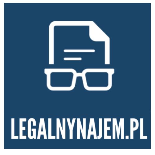 LEGALNYNAJEM.PL - blog o problemach prawnych rynku nieruchomości